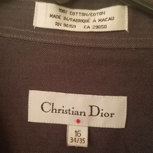 Christian Dior Men's Shirt